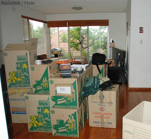 Apartment Move