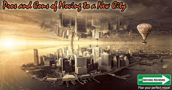 Pros and Cons of Moving to a New City