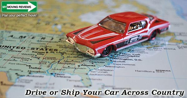shipping car across the country
