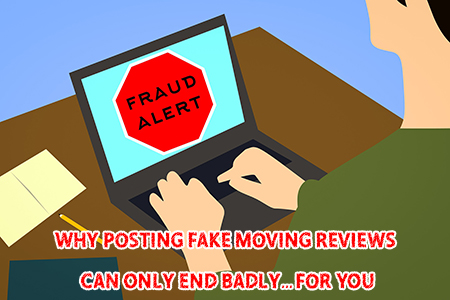 How to fight fake moving reviews