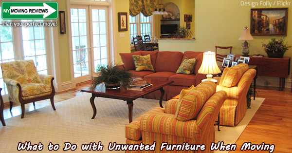 What To Do With Furniture When Moving